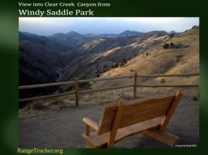 Windy Saddle RangeTracker